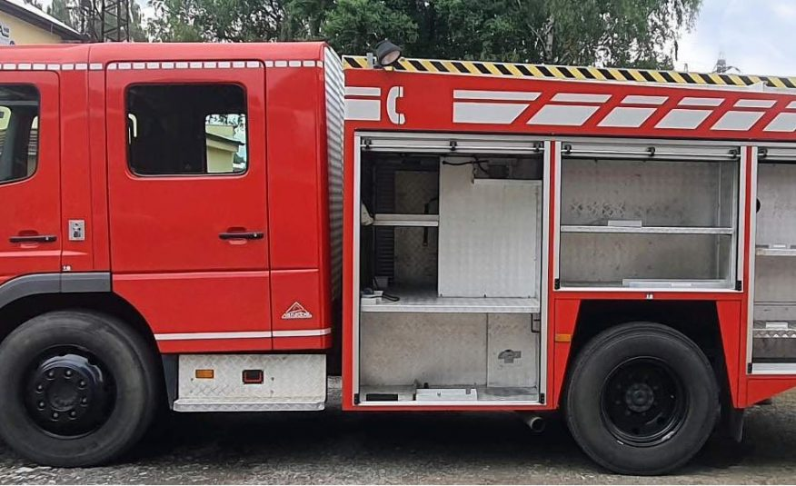 Mercedes Atego 1325 F, 2000L Vanasche Ziegler, výška 2,8m