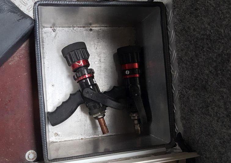 DAF 55.230 TI 1999 2000L vody