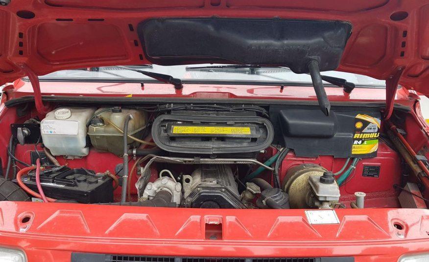 Iveco Turbodaily 40E10W 4×4, 800L vody