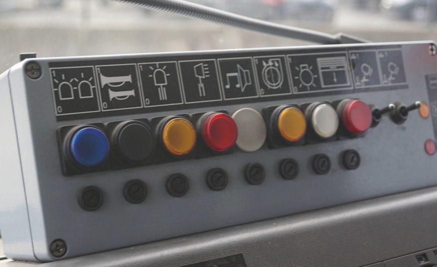 Mercedes 1124, 4×2, 2400L vody, Vanasche