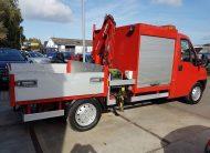 Fiat Ducato Maxi 2,3 JTD hydraulická ruka Maxilift