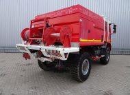 Camiva CCF 4000, r.2000, lesný špeciál,  4×4 , 3200L vody