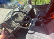 Mercedes 1124, 4×4, 2400L vody, Vanasche