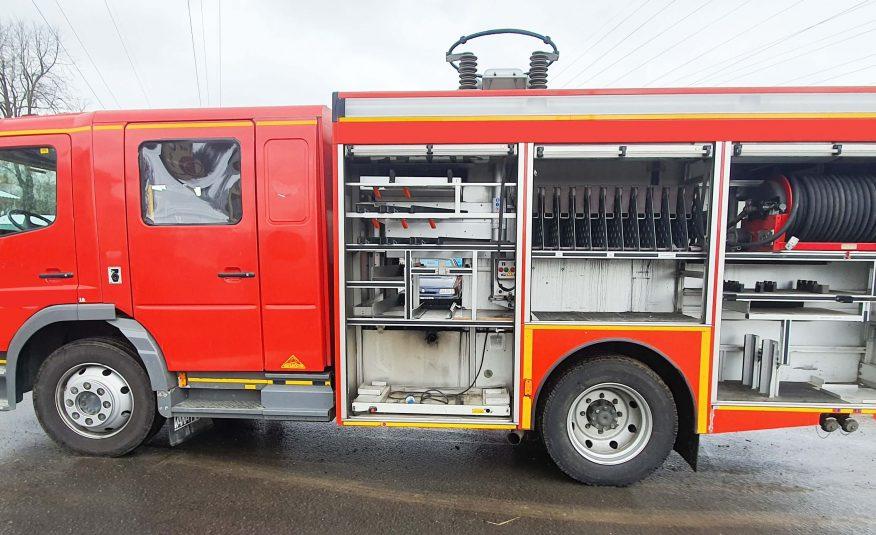 Mercedes Atego 1428 F, 2400L Vanasche