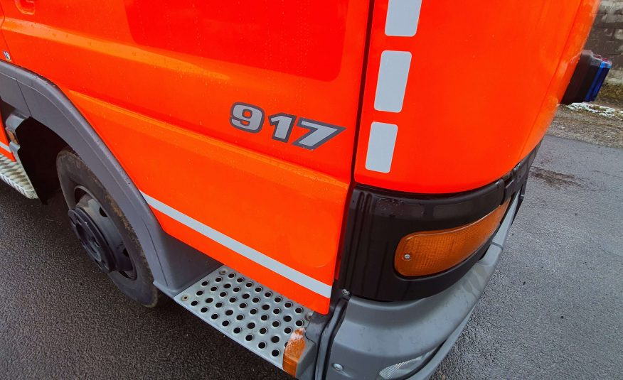 Mercedes Atego 917, Vanasche