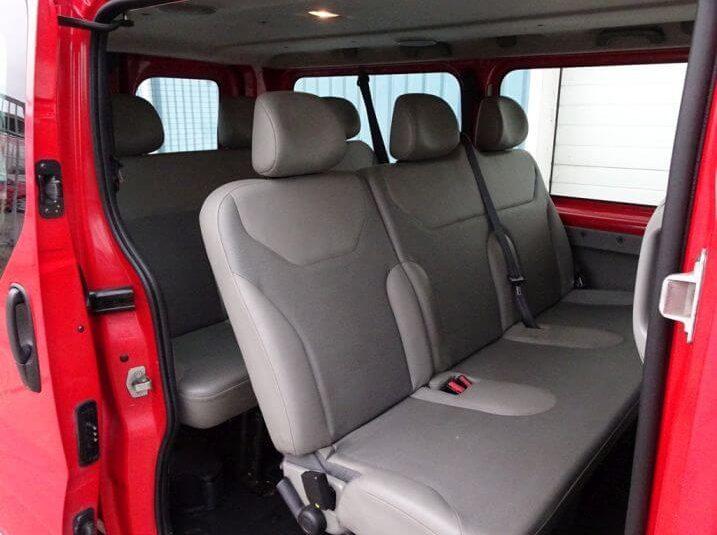 Opel Vivaro Combi dCi