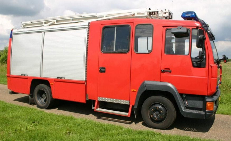 Man 240 HP Rosenbauer